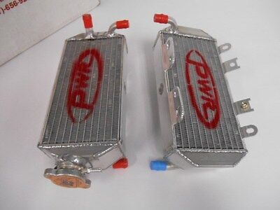 Pwr Oversized Radiator Crf150R Crf 150R 150 R 2007 - 2014 Left Right Fill Side