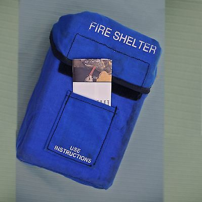 New Generation FIRE SHELTER  WILDLAND/BRUSH Fire (Case only)