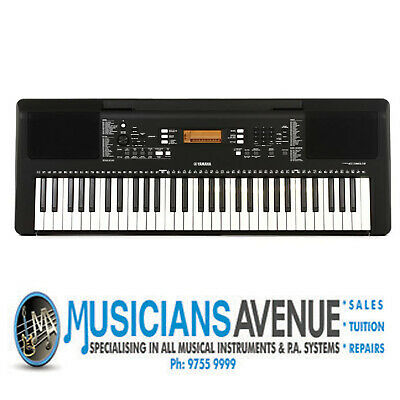 Yamaha Psr-E353 Keyboard - Brand New - 3 Year Warranty