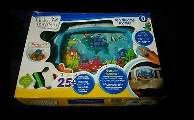Baby Einstein Sea Dreams Soother,Features real-life imagery Baby Einstein[90609]
