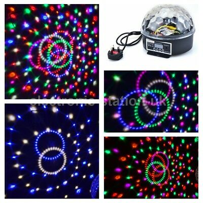 LED Stage RGB Laser Lazer Projector Lighting Disco Party DJ Club Pub Light