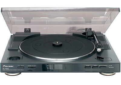 Pioneer PL-990 2 Speed Fully Automatic Stereo. MM Cartridge Included. Brand New!