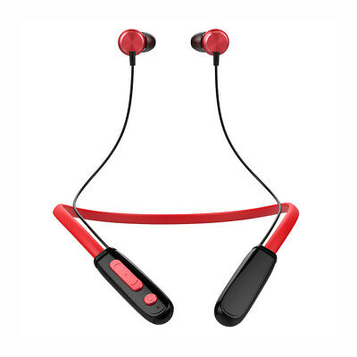 Bluetooth Cordless Stereo Earphone with Mic Wireless Headset for Phone Music