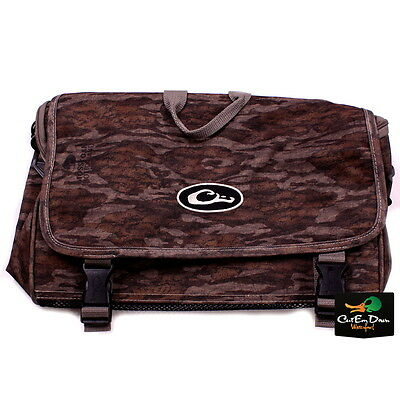 cbdce8b344ee7 Drake Waterfowl Dog Trainers Retriever Bumper Bird Bag Bottomland Camo
