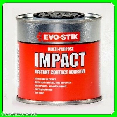 Evo Stik Multi Purpose Impact Instant Contact Adhesive [60984] 250 ml Evostick