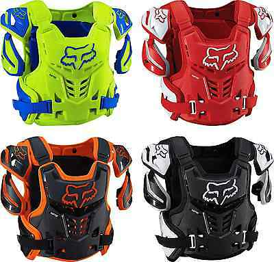 Fox Racing Adult Raptor CE Roost Protector - MX Offroad ATV Dirtbike