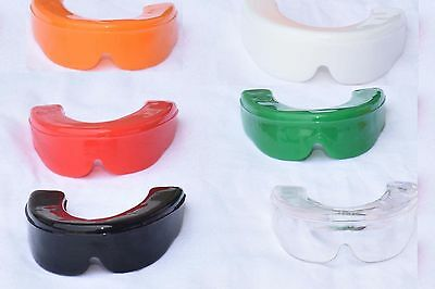 Junior or Senior Sport Gum Shield Mouthguard, Boxing, Rugby