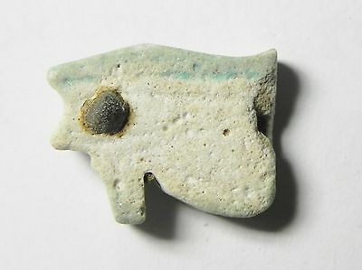 Zurqieh -Mk2220- Ancient Egypt - Beautiful Eye Of Horus Amulet, 1075 - 600 B.c