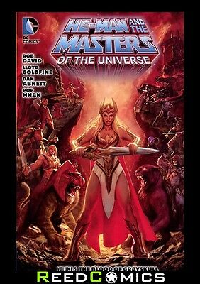 HE-MAN AND THE MASTERS OF THE UNIVERSE VOLUME 5 GRAPHIC NOVEL Paperback #13-19