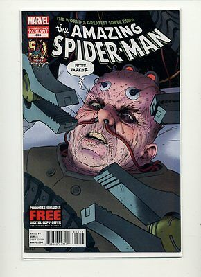MARVEL AMAZING SPIDER-MAN #698 3RD PRINT NEW AND UNREAD