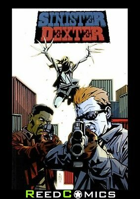 SINISTER DEXTER GRAPHIC NOVEL New Paperback by Dan Abnett and Andy Clarke
