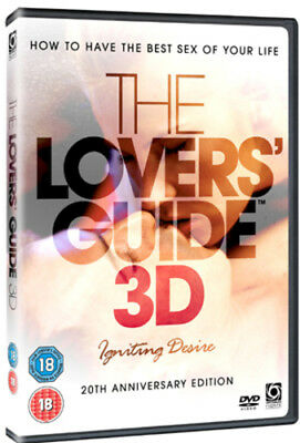 The Lovers' Guide 3D - Igniting Desire DVD (2011) Gemma Bissix ***NEW***