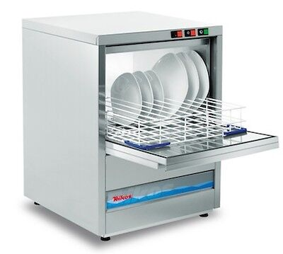 Commercial Dishwasher 500mm Basket  New Teikos TS601 - £898+vat