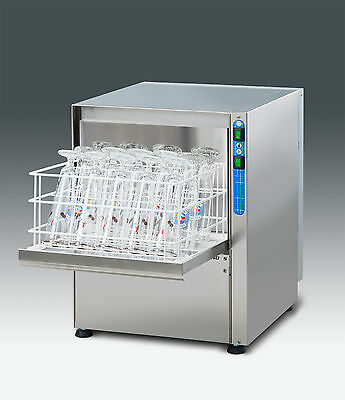 Glass washer Sherwood BET40, 18 Pint glass Capacity
