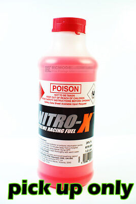 Nitro X 20% Extreme Blend Nitro Engine Fuel 1 liter