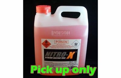 Nitro X 16% Extreme Blend Nitro Engine Fuel 4 liter
