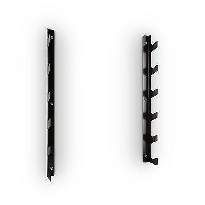 Home Gym Barbell Curling Bar Wall Mounting Storage Bracket * Free P&p Uk Offer