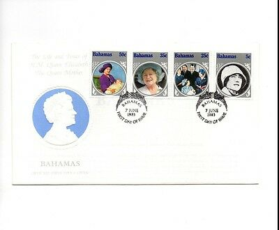 Life and Times of H.M. Queen Elizabeth Stamps FDC