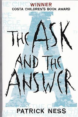The Ask and the Answer by Patrick Ness (Paperback, 2014) New Book