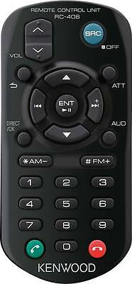 Kenwood DPX405BT DPX-405BT DPX 405BT Remote Control RC406 KCARC406 KCA-RC406
