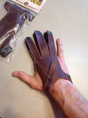Fred Bear shooting glove by neet RH