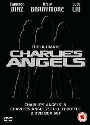 Charlie's Angels/Charlie's Angels - Full Throttle (Box Set) [DVD]