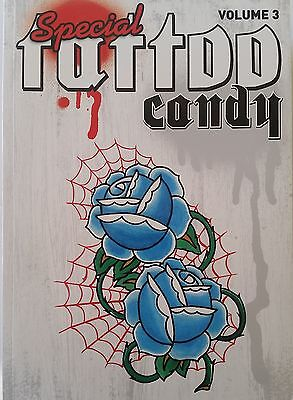 Tattoos Down Under - Tattoo Candy Special Volume 3 Magazine 1500+ Tattoos - NEW