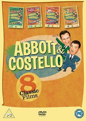 Abbott and Costello: Collection (Box Set) [DVD]