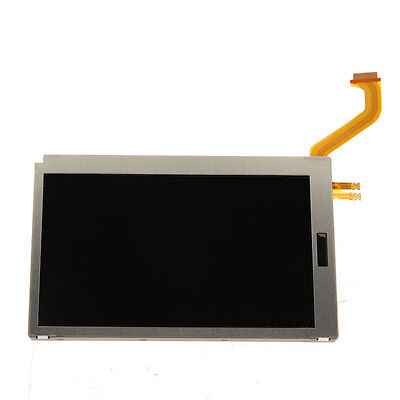 Replacement Top Upper LCD Screen Display Repair parts Screen for Nintendo 3DS