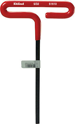"NEW! EKLIND T Handle Hex Key 6"" Arm 5/32"" 51610"