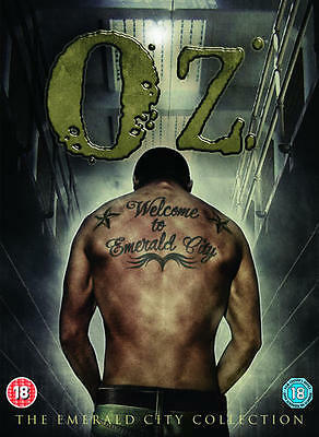 Oz: The Complete Seasons 1-6 (Box Set) [DVD]