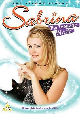 Sabrina the Teenage Witch: The Second Season [DVD]