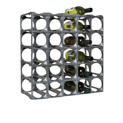 NEW Stakrax Modular Wine Storage Kit 30 Bottle