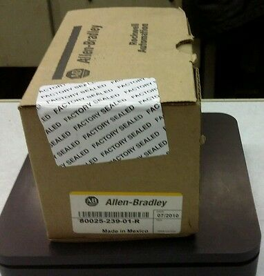 Allen Bradley 80025-239-01-R Fuse Factory Sealed (LOC1124)