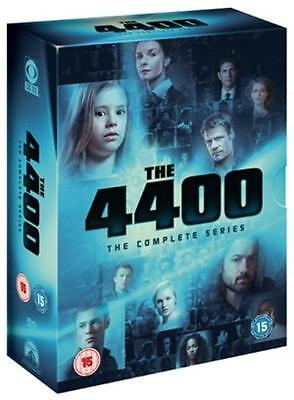 The 4400: The Complete Seasons 1-4 (Box Set) [DVD]