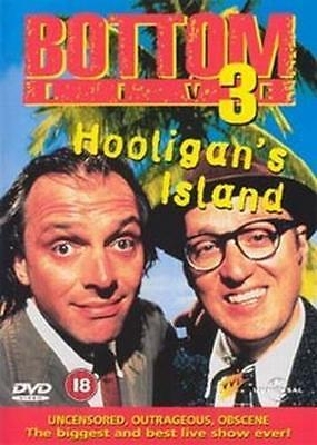 Bottom: Live 3 - Hooligan's Island [DVD]