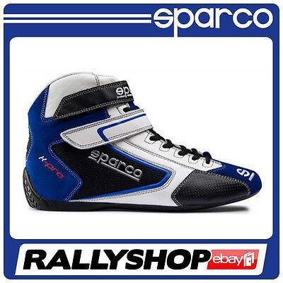 Sparco K-Pro SH-5 shoes, size 39 Blue CHEAP DELIVERY (Race, Rally, Kart)