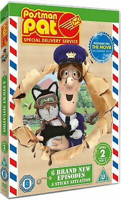 Postman Pat - Special Delivery Service: Series 2 - Volume 3 [DVD]