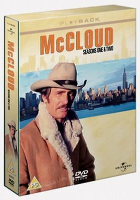 McCloud: Series 1 and 2 (Box Set) [DVD]