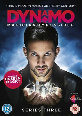 Dynamo - Magician Impossible: Series 3 (Box Set) [DVD]
