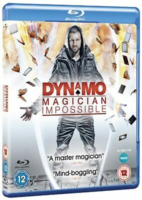 Dynamo - Magician Impossible: Series 1 [Blu-ray]