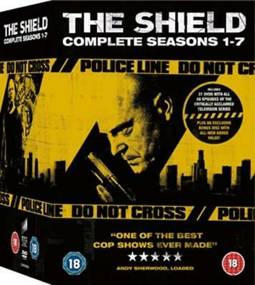 The Shield: Series 1-7 (Box Set) [DVD]
