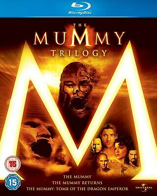 The Mummy: 1-3  [Blu-ray]
