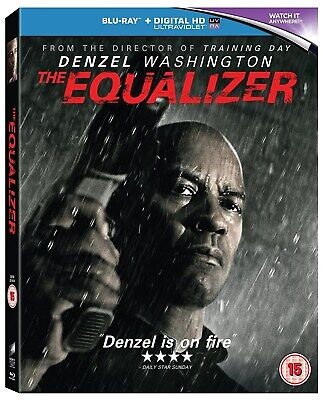 The Equalizer (with UltraViolet Copy) [Blu-ray]