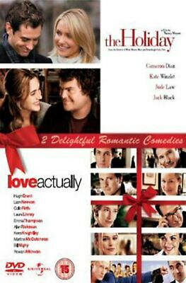 The Holiday/Love Actually [DVD]