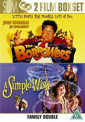 The Borrowers/A Simple Wish [DVD]