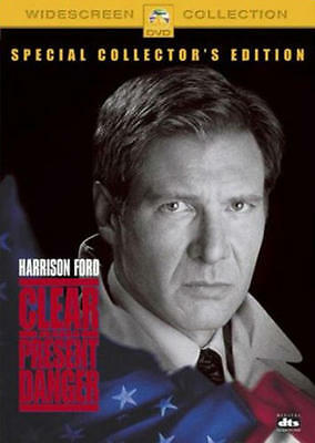 Clear and Present Danger (Special Edition) [DVD]