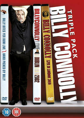 Billy Connolly: Collection 2010 (Box Set) [DVD]