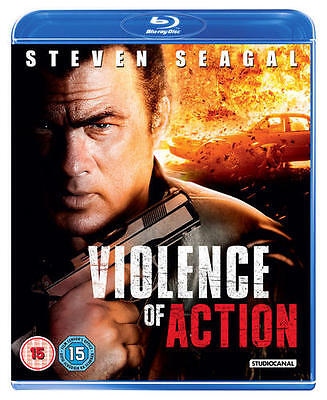 Violence of Action [Blu-ray]