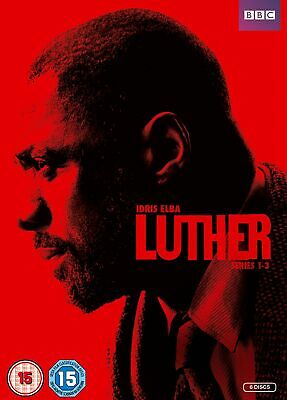 Luther: Series 1-3 (Box Set) [DVD]